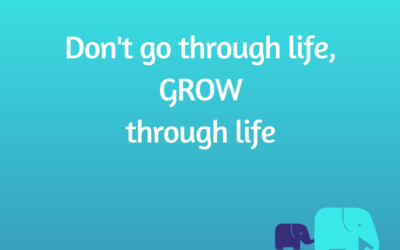 Grow dont go…